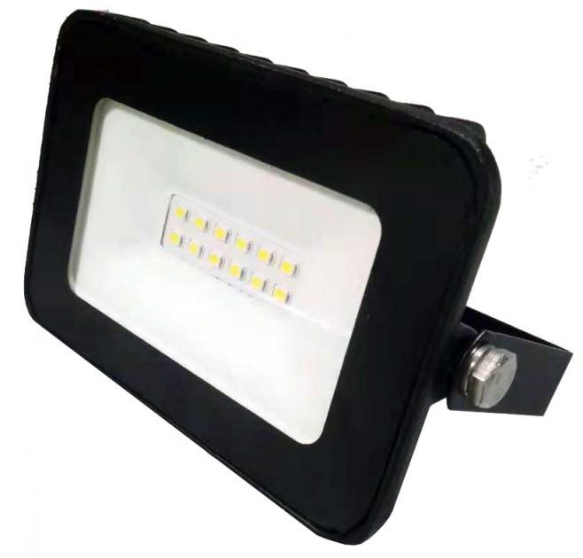 Светодиодный LED прожектор 10W 220V 900lm 6500K (V-330143)