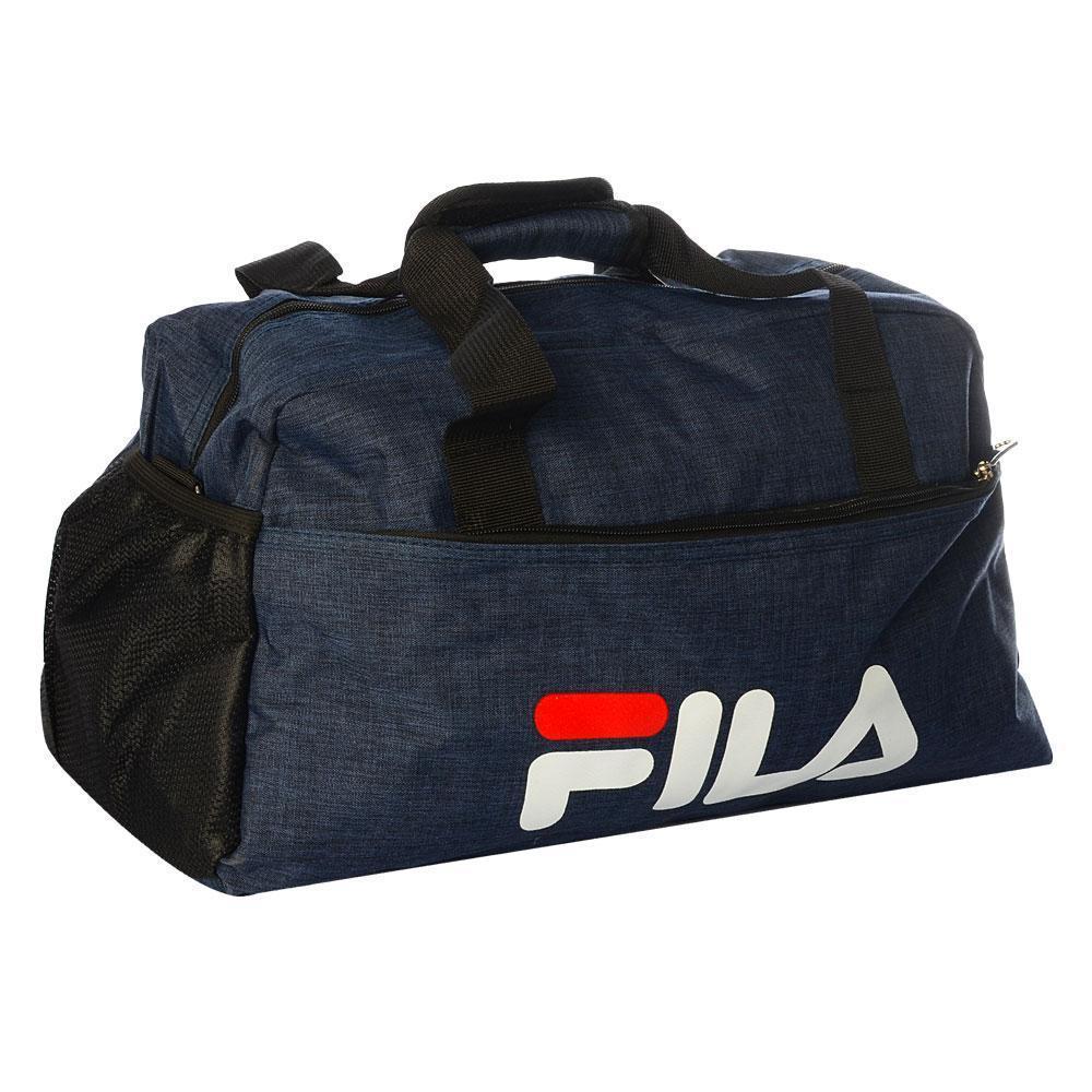 Спортивная сумка Fila средняя (Синяя)