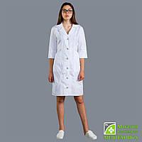 Женский медицинский халат «Агата»