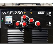 Аргонодуговая сварка Луч Профи WSE-250 AC/DC 2в1
