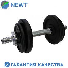 Гантель наборная стальная Newt, 7,5 кг
