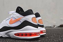 """Кроссовки Nike Air Max 93 """"Белые\Черные"""", фото 3"""