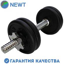 Гантель наборная стальная Newt, 5,5 кг