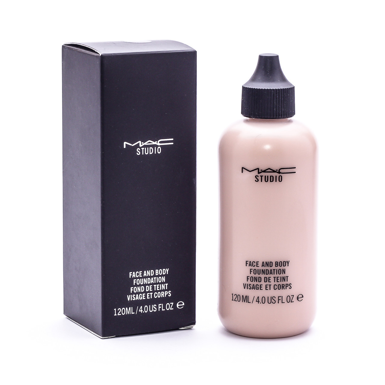 Тональная основа MAC Studio Face and body foundation,120 мл (тон 5)