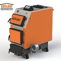 Котел твердотопливный KOTLANT КВУ-20 кВт (под горелку)