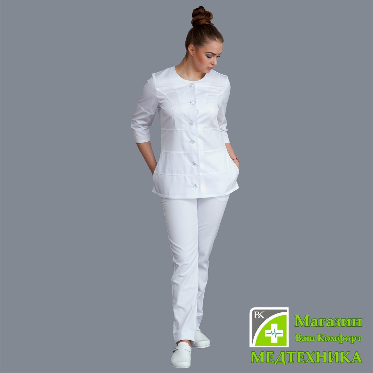 Женский медицинский халат «Мелисса»
