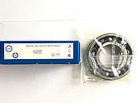 Подшипник ZKL 6205 (25x52x15) однорядный, фото 1