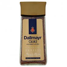 Кофе немецкий растворимый (гранулированный) Dallmayr Gold 200 г.