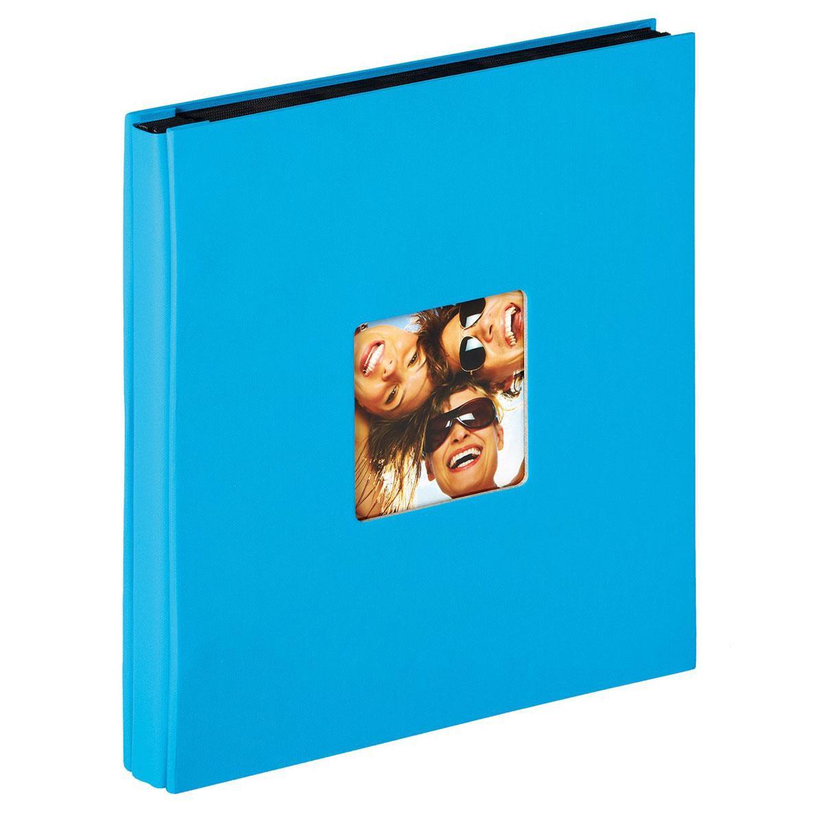 Альбом Walther 10*15/400 Fun EA-110-U ocean blue