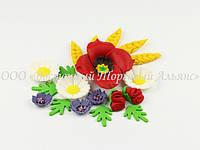 Цветы из мастики - Набор для каравая