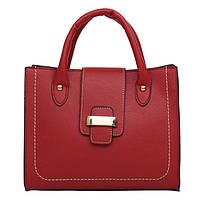 Стильная повседневная женская сумка с пряжкой, фото 3