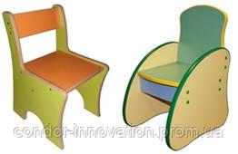 Стільчики і крісельця