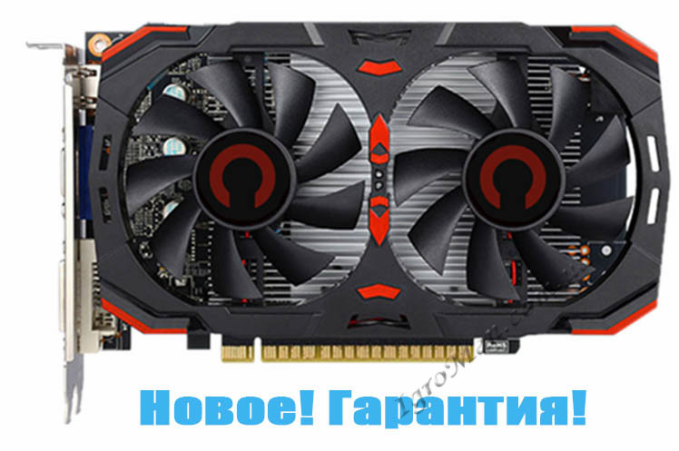 Видеокарта CestPC GeForce GTX 750 Ti 2 Gb (НОВАЯ!)