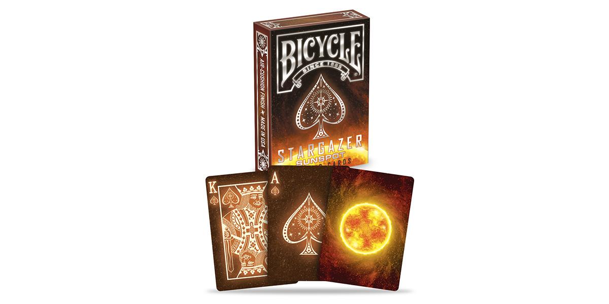 Карты игральные   Bicycle ® Stargazer SunSpot
