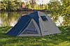 Палатка туристическая Acamper Furan 4 двухслойная проклеенные швы