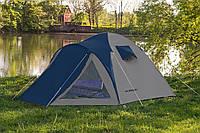 Палатка туристическая Acamper Furan 4 двухслойная проклеенные швы, фото 1