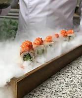 Коробка для подачи суши в Молекулярной кухне