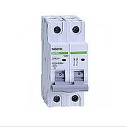 Автоматический выключатель Noark 6кА х-ка C 2А 1PN Ex9BN 100106