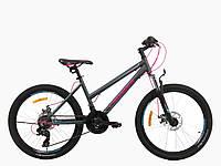 "Женский велосипед Crosser Infinity 24"""