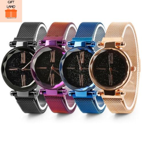 Стильные женские часы Starry Sky Watch на магнитной застёжке