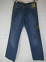 Мужские джинсы 1554 голубые 31,32
