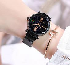Стильные женские часы Starry Sky Watch на магнитной застёжке, фото 3