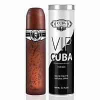 Туалетная вода мужская Cuba VIP, 100 мл