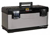 Ящик для інструменту металопластиковий професійний Stanley FatMax 20сірий