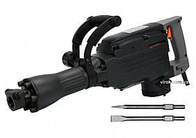 Отбойный молоток сетевой STHOR 1500 Вт + 2 зубила