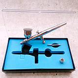 Аэрограф универсальный Tagore TG182C (сопло конусное 0,3мм) серия PRO-K, фото 3