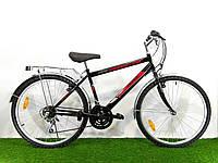 Дорожный велосипед Mustang Upland 26*160 Черно-красный, фото 1
