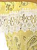 Летнее платье мини в турецкий огурец (в расцветках), фото 5