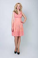 Летнее и воздушное женское платье. Размеры:46-52