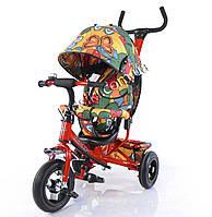 Велосипед трехколесный TILLY Trike БАБОЧКА