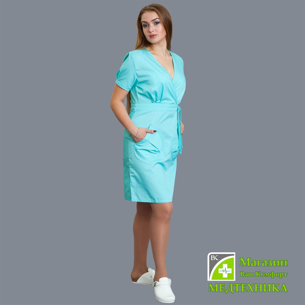 Платье медицинское «Юлиана»