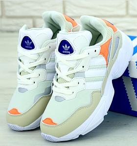 Мужские и Женские кроссовки Adidas Yung 96