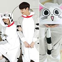 Кот кигуруми пижама