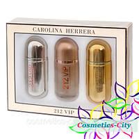 Подарочный набор Carolina Herrera 212 VIP, фото 1