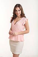 Блузка K&ML 486 розовый 46, фото 1