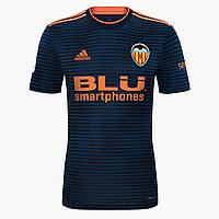 Футбольная форма Валенсии, сезон 2018-2019 (выездная)