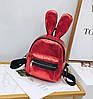 Оригінальний рюкзак з вушками зайця, фото 3