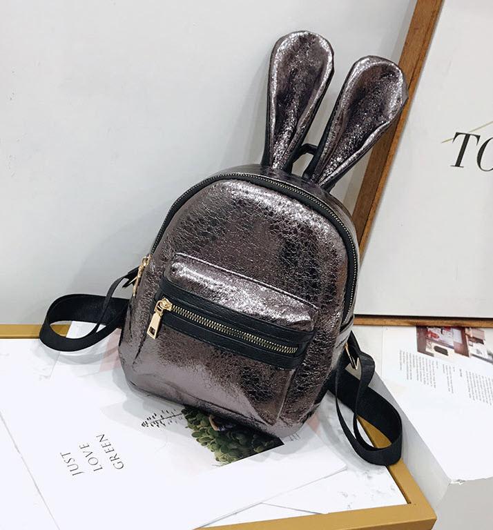 Оригінальний рюкзак з вушками зайця
