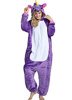 Единорог фиолетовый