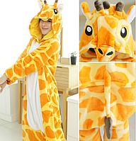 Жирафа Кигуруми