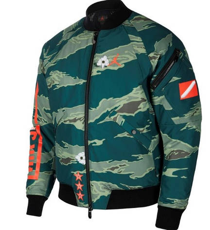 Куртки и жилетки мужские ASW GFX JACKET(02-12-12-02) S, фото 2