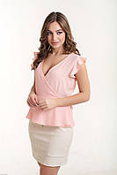 Блузка K&ML 486 розовый 44, фото 1
