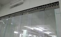 Ленточные ПВХ завесы (штора силиконовая)
