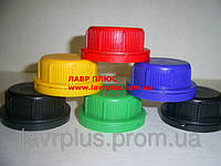 Крышки  для канстры  цветные