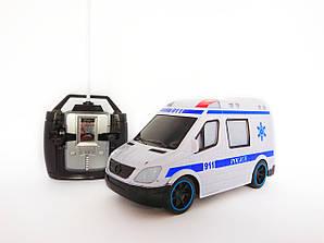Машинка на радиоуправлении Police 888-788