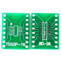Перехідник з SO-16 / TSSOP-16 на DIP-16